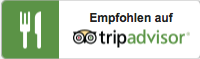 empfohlen auf Tripadvisor