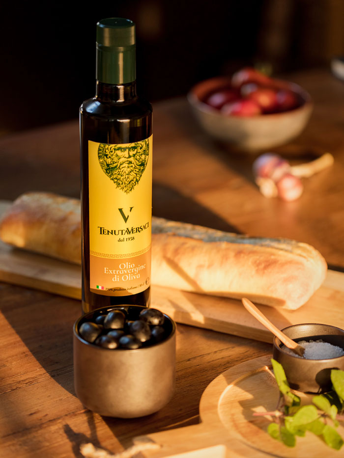 Olio Extravergine di Olive - Tenuta Versaci
